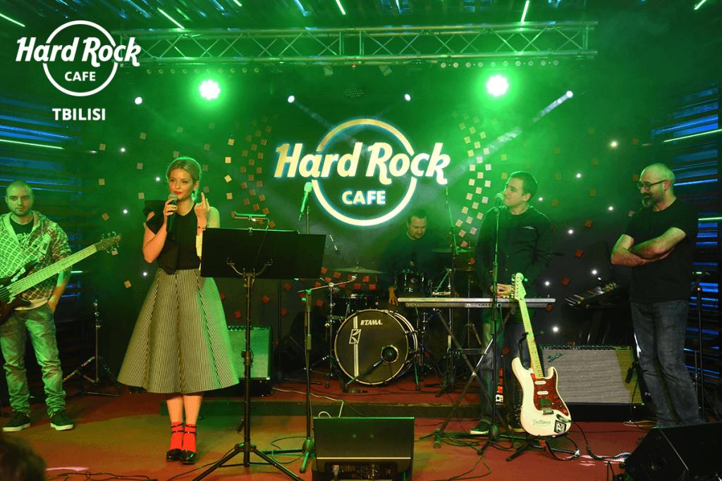 Hard Rock კაფე